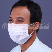 3 ply Breathable Disposable Face Mask