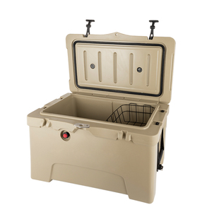 Camping household round foam vintage outdoor cooler