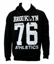 Laatste mannen Adult Unisex Hoodie Jumper Trui Casual Sport-<span class=keywords><strong>Brooklyn</strong></span>
