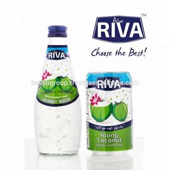 857998a9c 100% Agua De Coco En Botella De Vidrio botella Puede De Tailandia ...