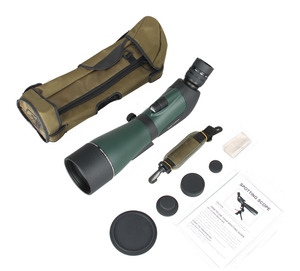 hunting 20-60X85ED Spotting Scope Telescope wildlife observation scopes for hunting