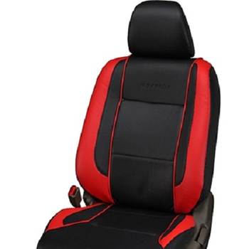 Car Seat Cover Universal Cover Black With Red Stripe Car Seat Cover