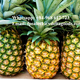 Fresh pineapple specification/MD2 Pineapple/Ms.Hanna