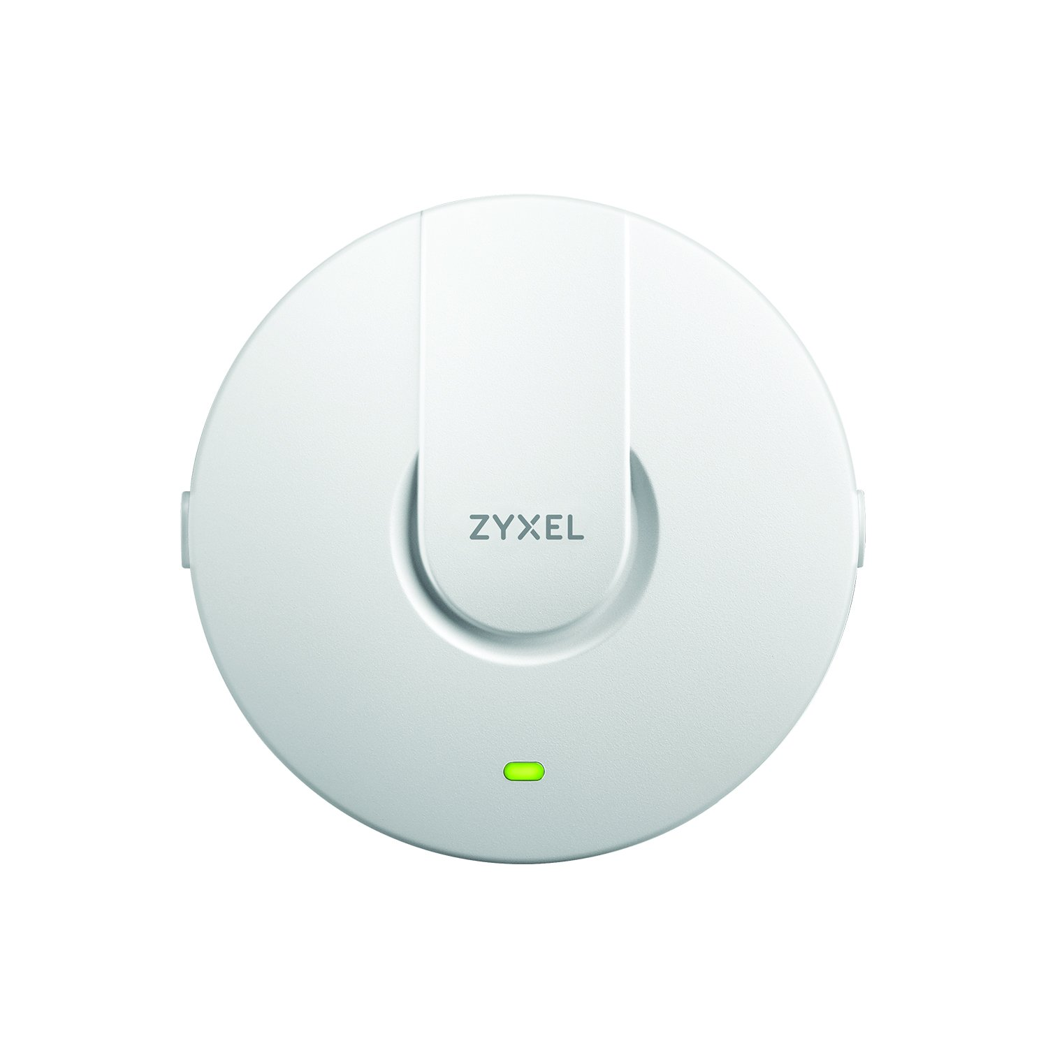 ZyXEL WiFi Access Point Dual Band 802.11ac PoE Multifunction Ceiling-Mount [NWA1123-AC]