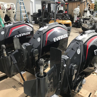 Best Price For Brand New/Used 2018 Evinrude E-tec 300 G2 Outboard Boat Motor Yamaha Johnson Mercury