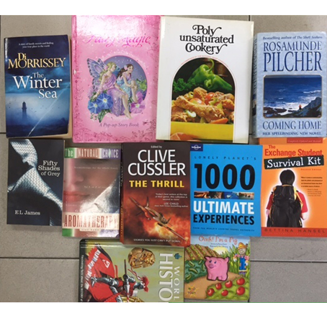 Sale on Premium Quality Used Books in Finest Condition