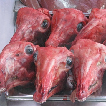 goat head meat, goat head meat Suppliers and Manufacturers at