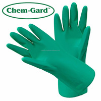 Safety hand protective guantes de nitrilo nitrile gloves