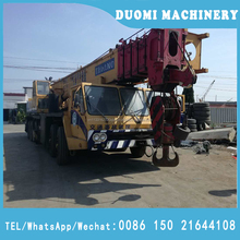 japan crane machine 70 ton truck crane original Japan construction machinery tadano used crane