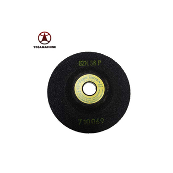 Cutting wheel for rubber with superior cutting ability