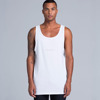 Gym Singlet Mens Tank Top / running vest stringer singlet