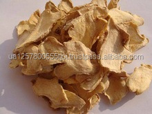 Dehydrated Ginger dry Ginger Flakes