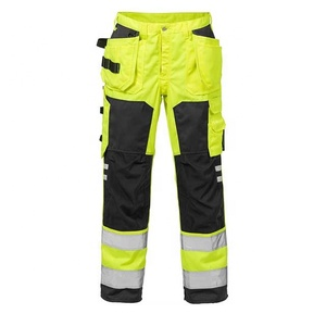 Factory Price Men Stretchable Workwear Trouser