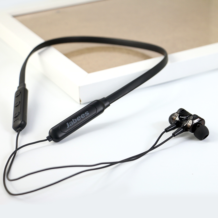 Jabees Duobees Wireless Headphones Sport With Dual Driver And Magnetic Earbuds Big Discount Audifonos - idealBuds Earphone | idealBuds.net