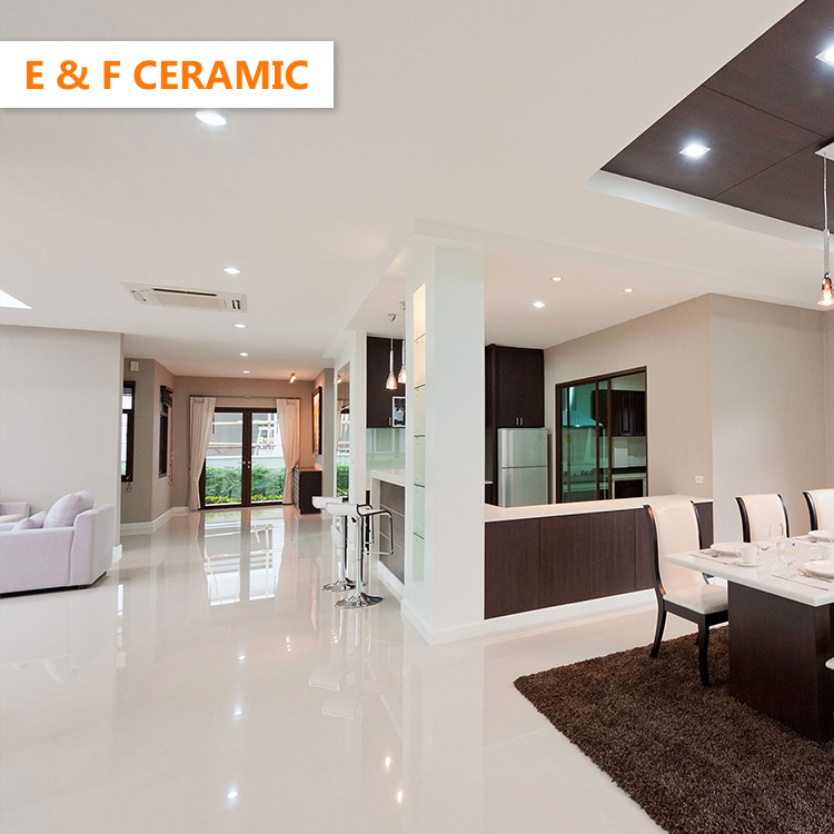 sitting room floor vitrified polished iran ceramic glossy tiles 1000x1000 600X600 super glossy white polished porcelain tile