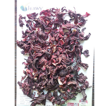Dry Hibiscus Flower Free Of Natural Or Artificial Additives For