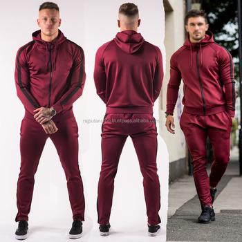 2017 новейший дизайн спортивные тренировочные костюмы 100% полиэстер  мужской спортивный костюм флисовый спортивный костюм defdcbb365c