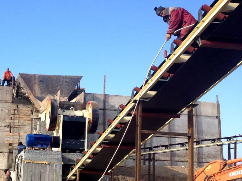 Primarily Used Laboratory Blake Coal Stone Crushing Plant