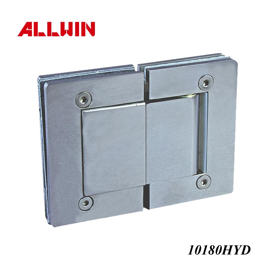 Shower Glass Door 180 Degree Hydraulic Shower Hinge