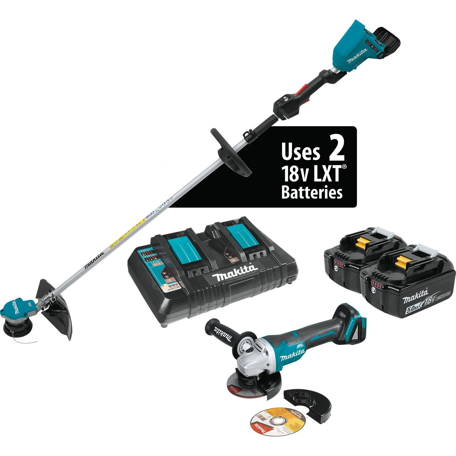 Cheap Angle Grinder Cordless Find Deals On Metabo W18 Ltx 125 Get Quotations Makita Xru09ptx1 18v X2 36v Lxt Lithium Ion Brushless String Trimmer Kit