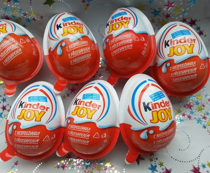 Kinder surprise egg, Kinder bueno kinder delice kinder chocolates