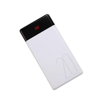 2019 new consumer electronic product hot sale oem power bank 20000mah portable chargers powerbank 20000mah