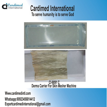 Derma Carrier For Skin Mesher Machine / Surgical Instrument / Sialkot  Pakistan - Buy Derma Carrier,Skin Mesher Machine,Masher Machine Product on