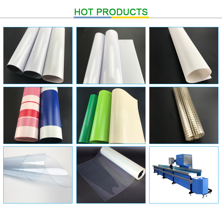 Hot selling tent tarpaulin Airtightness canvas Tarpaulin PVC For Inflatable Tank