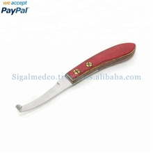 Di alta Qualità 9mm Auto carico <span class=keywords><strong>utility</strong></span> <span class=keywords><strong>knife</strong></span> commercio all'ingrosso mini Snap off Taglierina coltello a lama scorrevole