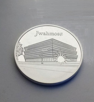 Jwahmose Commemorative Coins, The Jwahmose Museum of Black American History and Culture in Washington, D.C., USA