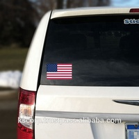 Custom USA Flag Vinyl stickers