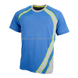 Custom sublimated cheap long short sleeves zip sports uniform polo t shirts