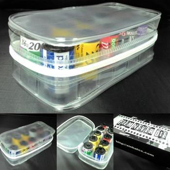 New Plastic Film Bag For 135 35mm Film Container Case Fuji Kodak Lomo  Ilford - Buy 35mm 135 Film Bag Product on Alibaba com