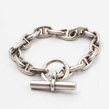 Used Bracelet Pre Owned Hermes Chain Chaine D Ancre 37 4g Whole And Owner View Product Details From Ogate