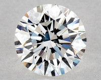 0.91 Ct. Round Shape Loose Natural Diamond E VVS1 GIA