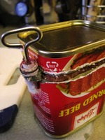 Canned Corn Beef For Sell