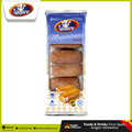 Natural and Chocolate Long Sponge Cakes Manufacturers Muffins from Spain Without Palm Oil or Animal Fats | Lazaro