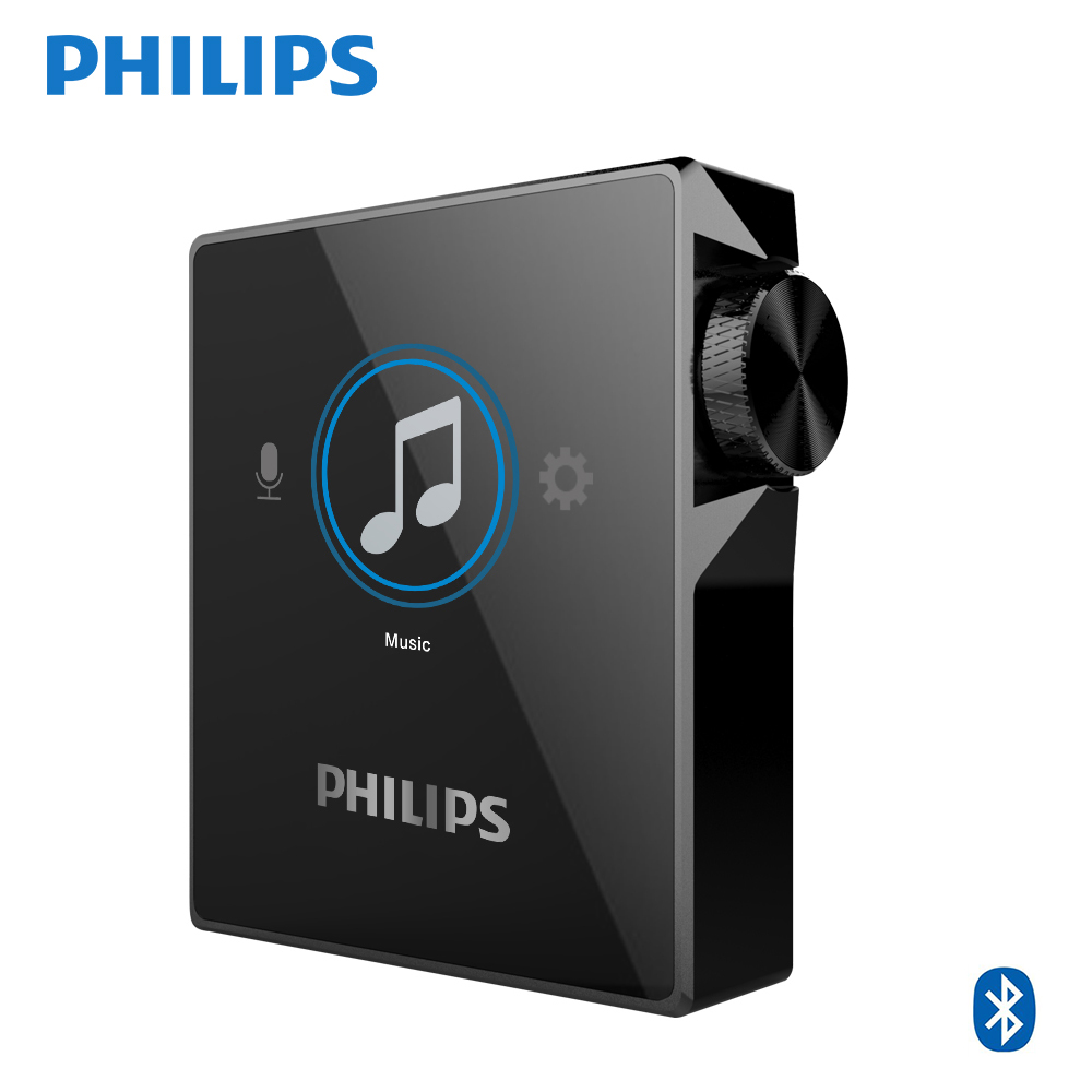 Philips 100% Original DSD Best <strong>Bluetooth</strong> <strong>MP3</strong> <strong>Player</strong> Lossless Rusuoo HIFI Two-ways with FM Radio /Recording Function