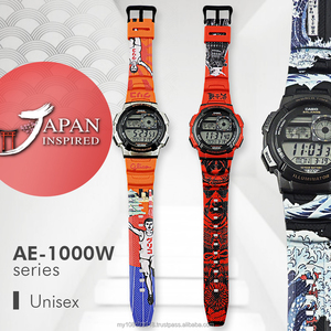 Customised printing services on Watch Straps