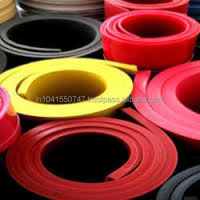 Industrial Hypalon Rubber Sheet