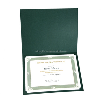 2018 Cheap Leather Graduation Diploma Cover A4 File Folder Paper Degree Certificate Holder Buy Leather Certificate Holder Cheap Certificate