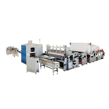 Good Quality Small Machine to Make Toilet Paper Production Line