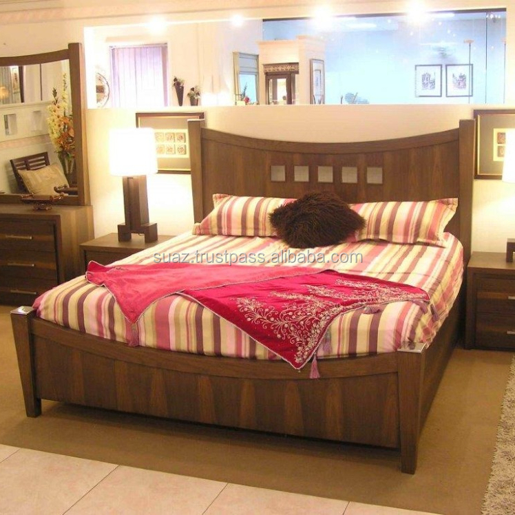 King Size Upholstered Beds Modern Upholstered Beds, European Style King  Size Solid Wood Hand Carving Bedroom Home Furniture Set
