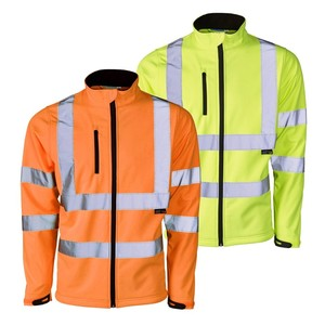Hi vis uniform police reflective jacket reflective workwear