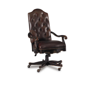 Classic Furniture Office Chair 006 - Mahogany Furniture Indonesia