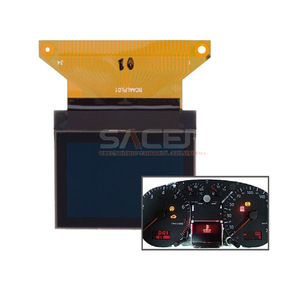 bulk dashboard lcd display panel for audi a3 a6 vw golf 4