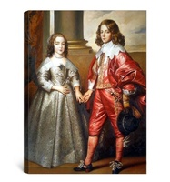 High quality european classical children canvas oil painting