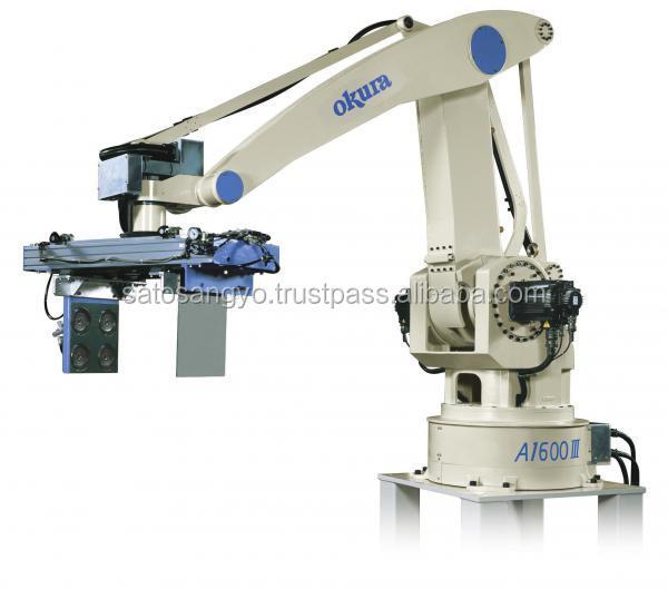 Customized machine for make napkins japan roller chain tsubaki for Luxury PALLETIZER ROBOT