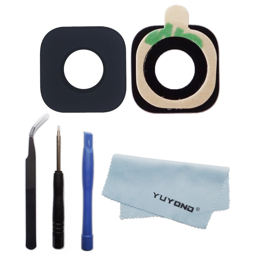 10f94a1a44 YUYOND New Back Camera Glass Lens Replacement for Samsung Galaxy S7 Active  at T G891A + Tools