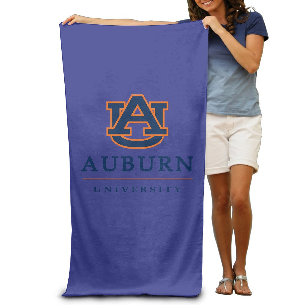 "Auburn University Auburn Tigers AU Or Auburn Logo 31.5""51""Pool Beach Towel"